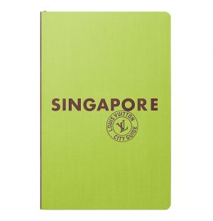 Louis Vuitton City Guide Singapore