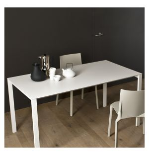 Thin-K Extending Table White
