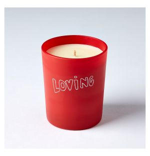 Loving Candle Red