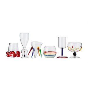 Jazzini Set of 6 Shot Glasses