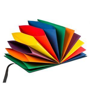 Multi-Colour Folder