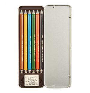 Set of 6 Mechanical Pencils