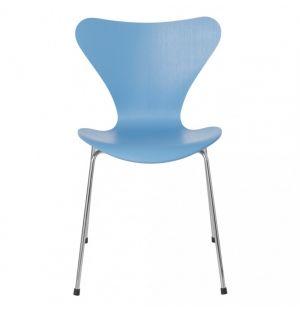 Series 7 3107 Chair Coloured Ash & Chrome