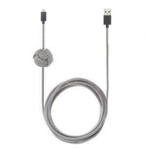NIGHT Lightning Cable Zebra 3m