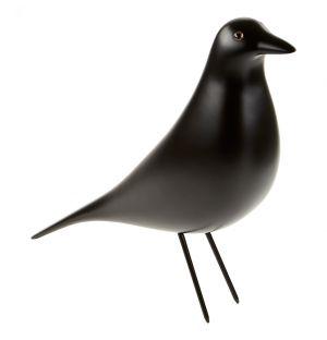 Eames House Bird Black