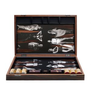Limited Edition Terry O'Neill Goddesses Backgammon Set