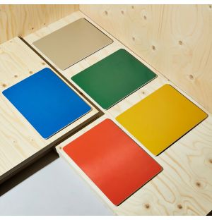 Coloured Placemat & Coaster Collection