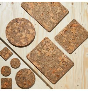Cork Placemat & Coaster Collection
