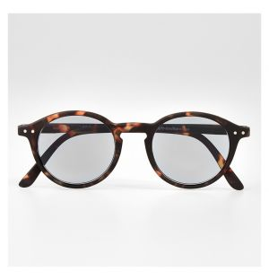 LetMeSee #D Reading Sunglasses Tortoise