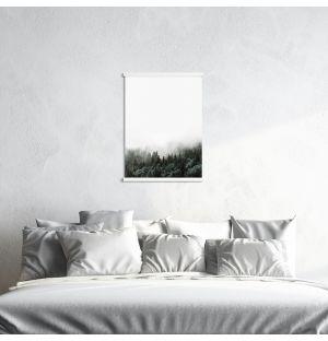 Magnetic Poster Frame White