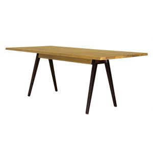 Welles Table Oiled Oak