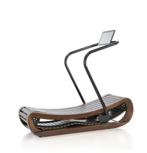 NOHrD SprintBok Curved Manual Treadmill