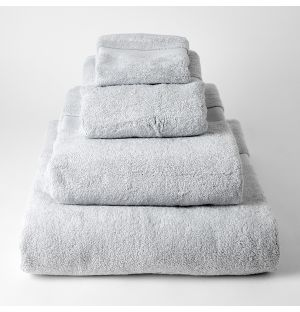 Premium Terry Towel Collection Ice Blue