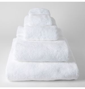 Premium Terry Towel Collection White