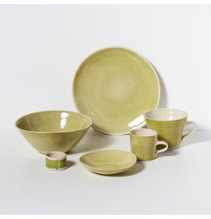 Brights Tableware Collection Irish Green