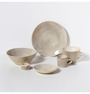 Brights Tableware Collection Warm Grey