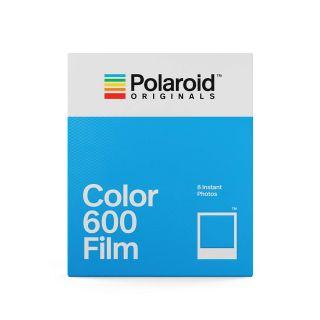Polaroid 600 Film Colour