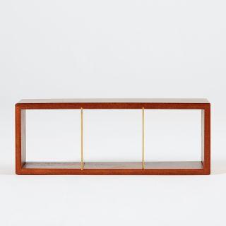 Wooden Sola Cube Box
