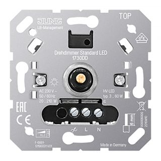 Rotary Dimmer Switch Insert