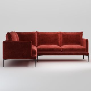 Clarence Corner Sofa Left Facing