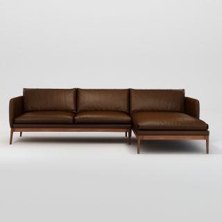 Elgin Corner Sofa Right Facing