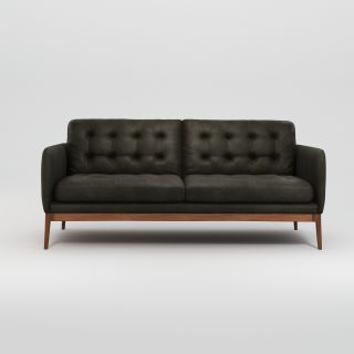 Elgin Button 3-Seater Sofa