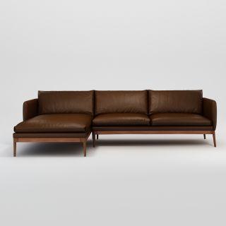 Elgin Corner Sofa Left Facing