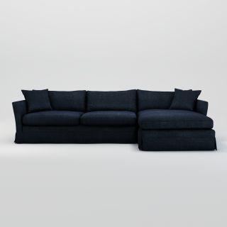 Rex Corner Sofa Right Facing