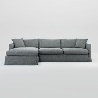 Rex Square Corner Sofa Left Facing